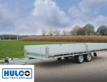 <h5>Hulco plateautrailers</h5>