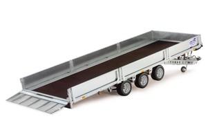 Tiltbed trailer iForWilliams TB-serie