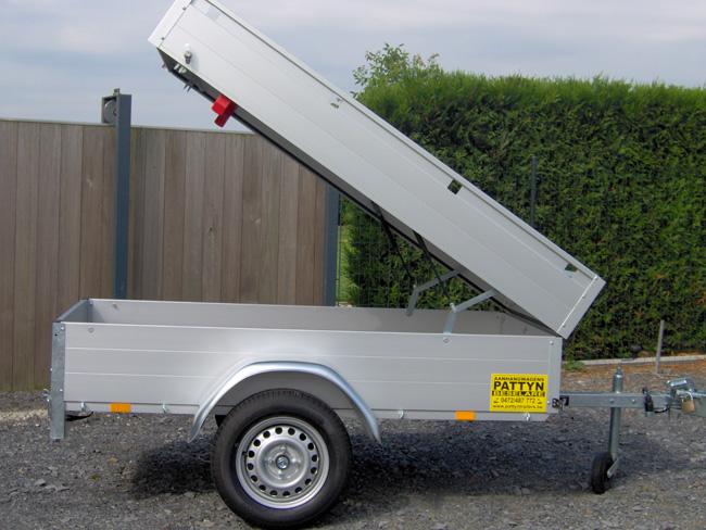 GT Ansemss Bagagewagen