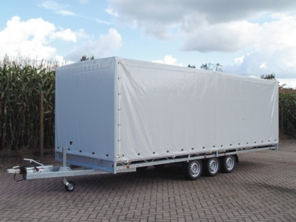 Plateautrailers Medax – Hulco