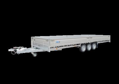 Hulco - Medax - 3-as-geremd - Aanhangwagens Stefaan Pattyn