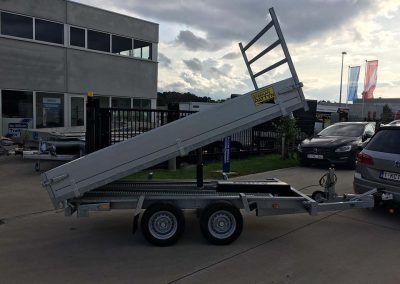 Kipper 3 ton 3.05x1.78 - Aanhangwagens Pattyn